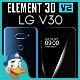 LG V30 for Element 3D - 3DOcean Item for Sale