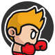 Mini Boxing Characters - GraphicRiver Item for Sale