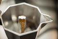 Traditional italian moka coffee maker. - PhotoDune Item for Sale