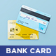 Plastic Card / Bank Card MockUp - GraphicRiver Item for Sale