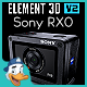 Sony RX0 for Element 3D - 3DOcean Item for Sale