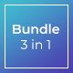 3 in 1 Bundle Google Slides - GraphicRiver Item for Sale