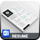 CV / Resume - GraphicRiver Item for Sale