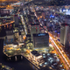 aerial view of Yokohama downtown at night - PhotoDune Item for Sale