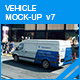 Vehicle Mock-up v7 - GraphicRiver Item for Sale