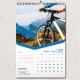 Wall Calendar 2019 - GraphicRiver Item for Sale