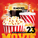 Movie Night Flyer Template - GraphicRiver Item for Sale