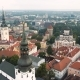 Aerial View of Tallinn City - VideoHive Item for Sale