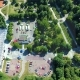 Park of Culture Lviv Ukraine Aerial View - VideoHive Item for Sale