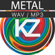 Hard Metal Logo