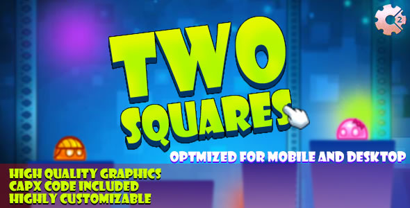 Two Squares / (C2 + C3) Game Platform.            Nulled
