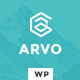 Arvo - A Clever & Flexible Multipurpose WordPress Theme - ThemeForest Item for Sale