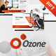 Ozone Sales & Marketing PowerPoint Presentation Template - GraphicRiver Item for Sale