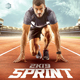 Sprint Run Flyer - GraphicRiver Item for Sale