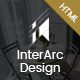 InterArc - Interior Design HTML Template - ThemeForest Item for Sale