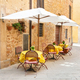 Street in Pienza, Tuscany - PhotoDune Item for Sale