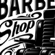 Barbershop Chair Vector Illustration