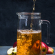 Pouring fresh filtered apple juice - PhotoDune Item for Sale