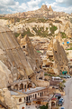 Famous cave hotels in Goreme, Capadokkia - PhotoDune Item for Sale