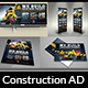 Construction Advertising Bundle Vol.6 - GraphicRiver Item for Sale