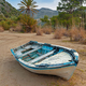 Old boat on a beach - PhotoDune Item for Sale