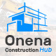 Onena Construction Hub HTML Template - ThemeForest Item for Sale