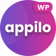 App Landing Page - Appilo WordPress - ThemeForest Item for Sale