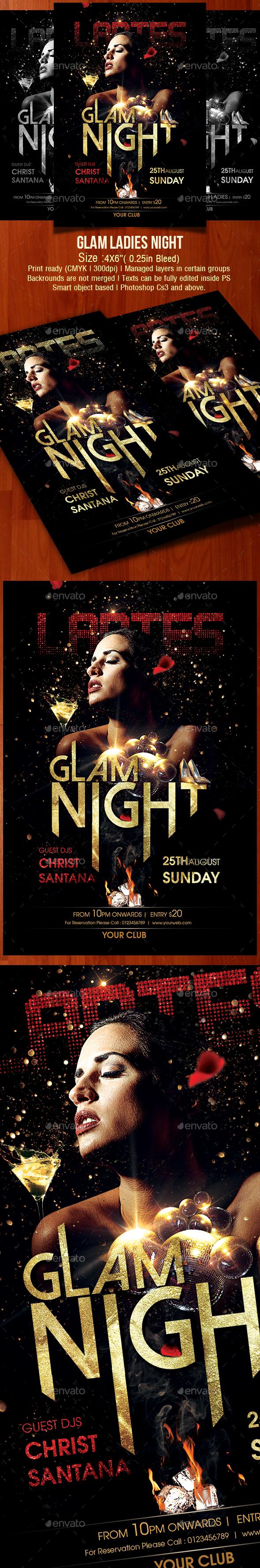 Glam Ladies Night