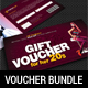 3 Gift Voucher Bundle