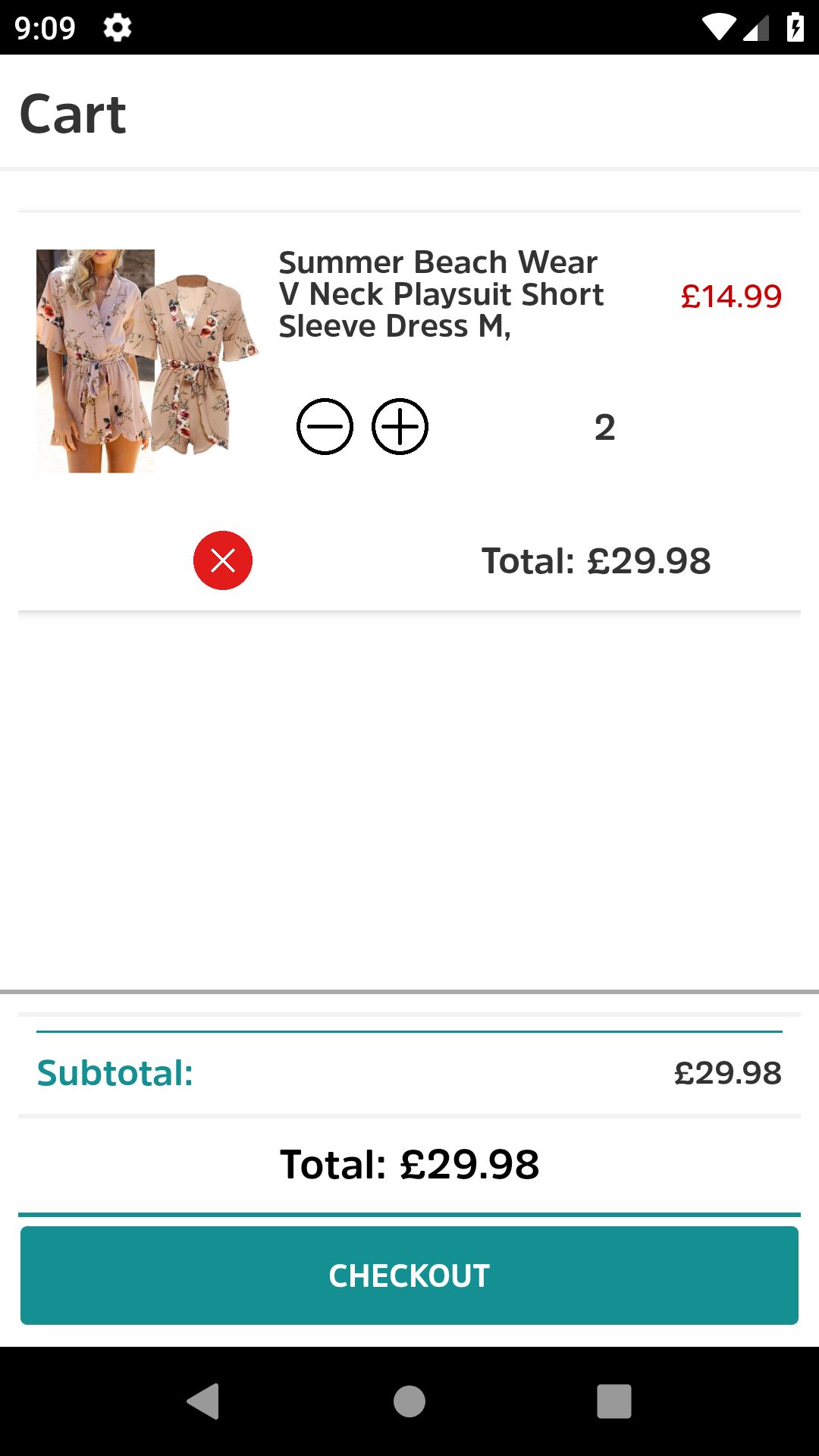 Woocommerce App Label Store For Ecommerce Stores Written in Java Android  Studio Mobile