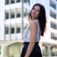 Portrait of a Fashionable Young Professional Woman Loking To Camera and Smile - VideoHive Item for Sale