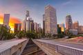 Los Angeles, California, USA Skyline - PhotoDune Item for Sale