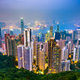 Hong Kong, China Skyline - PhotoDune Item for Sale