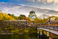 Osaka Castle in Autumn - PhotoDune Item for Sale