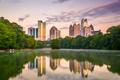 Atlanta, Georgia, USA Midtown Skyline - PhotoDune Item for Sale