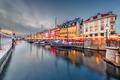 Copenhagen, Denmark Canal - PhotoDune Item for Sale