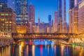 Chicago, Illinois, USA Cityscape - PhotoDune Item for Sale