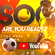 Soccer YouTube Banner - GraphicRiver Item for Sale