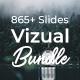 3 in 1 Vizual Pitch Deck Bu-Graphicriver中文最全的素材分享平台