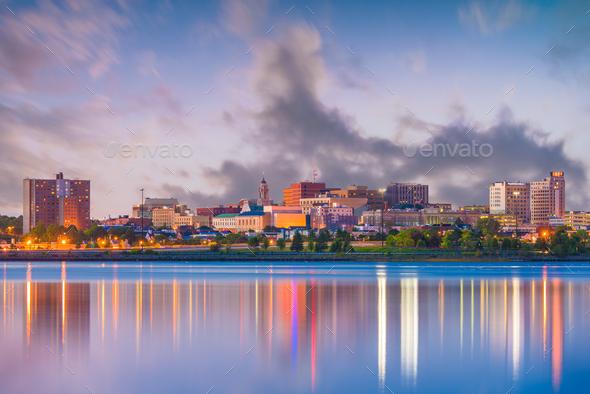 Portland, Maine, USA - Stock Photo - Images