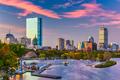 Boston, Massachusetts, USA River Skyline - PhotoDune Item for Sale