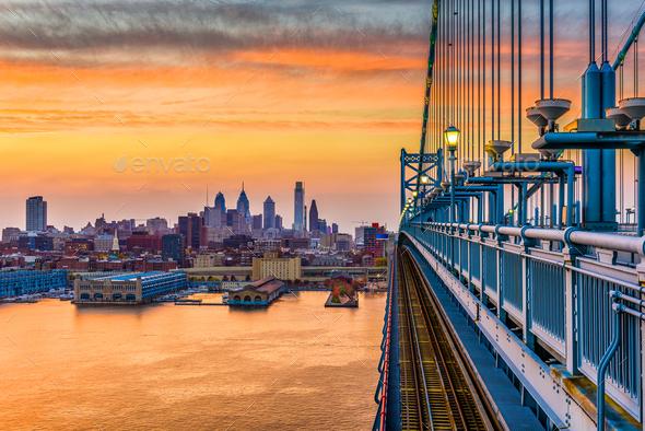 Philadelphia, Pennsylvania, USA - Stock Photo - Images