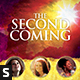 The Second Coming Church Flyer - GraphicRiver Item for Sale