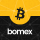 Bomex - Cryptocurrency & Bitcoin HTML Template - ThemeForest Item for Sale