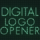 Digital Logo Opener - VideoHive Item for Sale