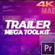 Trailer Mega Toolkit Premiere Pro - VideoHive Item for Sale