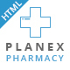 Pharmacy Hospital and Medical HTML Template by WebPlanex - ThemeForest Item for Sale