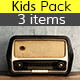Kids Pack Vol 1