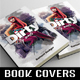 3 in 1 Book Cover Template Bundle 12