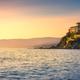 Castiglioncello coast, cliff rock and sea. Tuscany, Italy. - PhotoDune Item for Sale